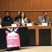 """Artolazabal en el Parlamento Europeo: """"Una estrategia comprometida en el apoyo a colectivos vulnerables y empresas de inserción socio-laboral cohesiona a la sociedad"""""""