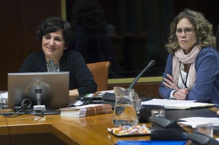 Gizatea y REAS Euskadi en el Parlamento Vasco: por una política de compra pública social e inclusiva