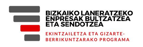 Bizkaiko Laneratzeko Enpresak bultzatzeko eta sendotzeko proiektua
