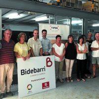 Bidebarri pone en marcha Bidali, su nuevo servicio de mensajería