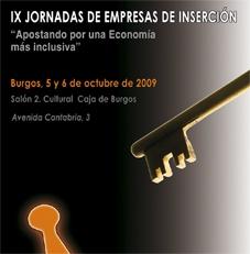 IX Jornadas de Empresas de Inserción