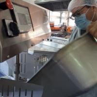 Lapiko Catering y Gizartelur cooperan en el proyecto Ekoberri de transformación de productos hortofrutícolas ecológicos