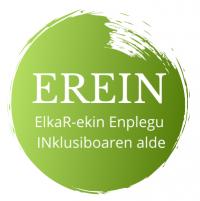 EREIN ElkaR-ekin Enplegu INklusiboaren alde