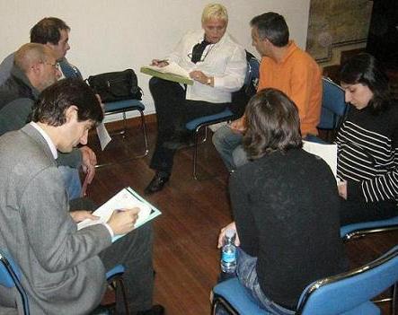 Gizatea celebró su Asamblea Extraordinaria
