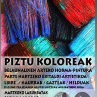 Keima Animazioa lanza PIZTU KOLOREAK, una actividad lúdica, artística e intergeneracional