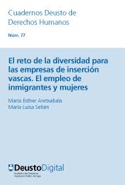 El reto de la diversidad para las empresas de inserción vascas