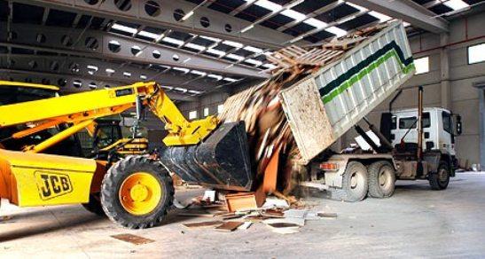 Berziklatu amplía la planta de residuos voluminosos en 300 m2