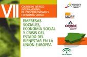 VII Coloquio Ibérico Internacional de Investigadores en Economía Social publica una comunicación de GIZATEA durante el congreso.