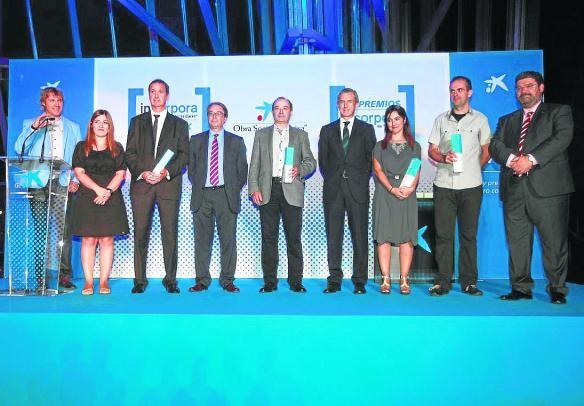 Premio Incorpora a Gizatea