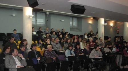 Más de 100 personas en la III Jornada Anual de Gizatea