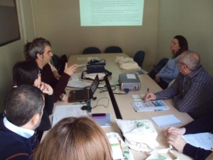 Prácticas Profesionales en Empresas de Inserción del País Vasco