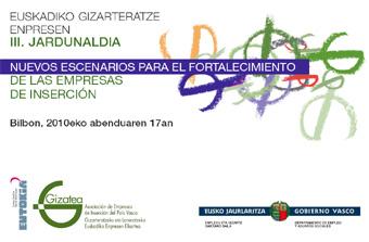 Documentación y materiales III Jornada Gizatea